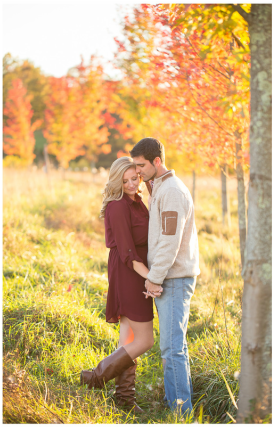 blacksburg virginia engagement, roanoke va wedding photographer, fall engagement session, fall engagement outfit inspiration, radford engagement, photographer near radford va, photographer near blacksburg va