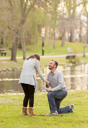 Virginia Tech Duck Pond, Blacksburg VA, blacksburg proposal, blacksburg engagement, VT Duck pond, duck pond blacksburg engagement, fall engagement, proposal story, how he asked virginia, virginia engagement photographer, photographer near radford va, blacksburg va wedding