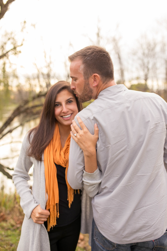 fall engagement outfit inspiration, virginia tech duck pond, VT duck pond, photographer near blacksburg, blacksburg va engagement photographer, wedding photographer near roanoke virginia, how he asked story, proposal story, virginia proposal, engagement session VT, virginia tech engagement