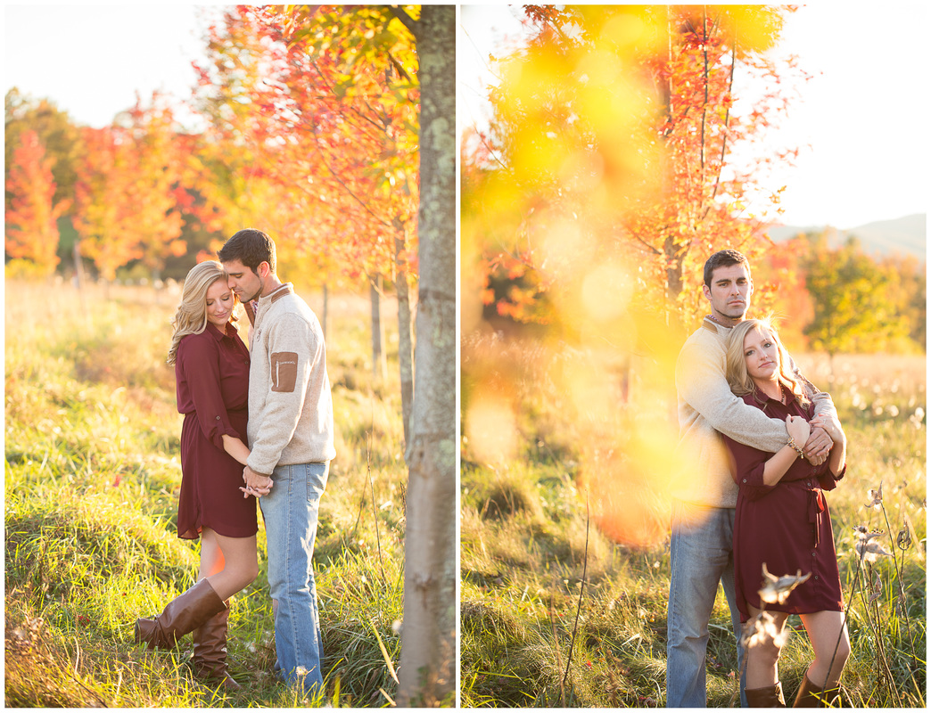 fall engagement photos, roanoke engagement photos, blacksburg va photographer, radford wedding photographer, virginia engagement photographer, photographer near blacksburg va
